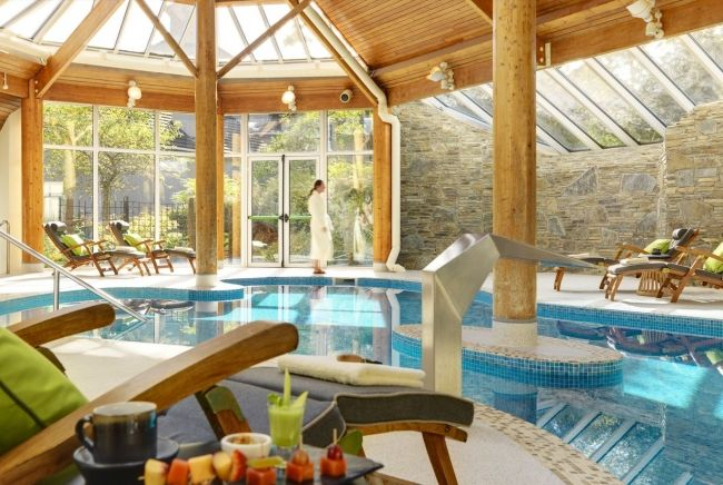 Easanna Spa At Sheen Falls Lodge In Kenmare Co Kerry They Don