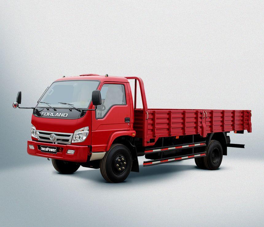 Camión en Venta: Modelo F65 - 6.7 TON   Dimensiones Tipo de ...
