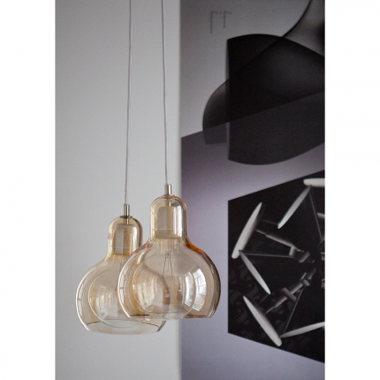 Sr2 Mega Bulb Pendant Gold Lustre Glass Sofie Refer Tradition Horne Lampade Luci Ambiente