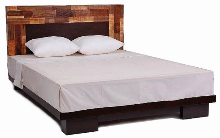 Rustikal Plattform Bett Rustikale Schlafzimmermobel Rustikales