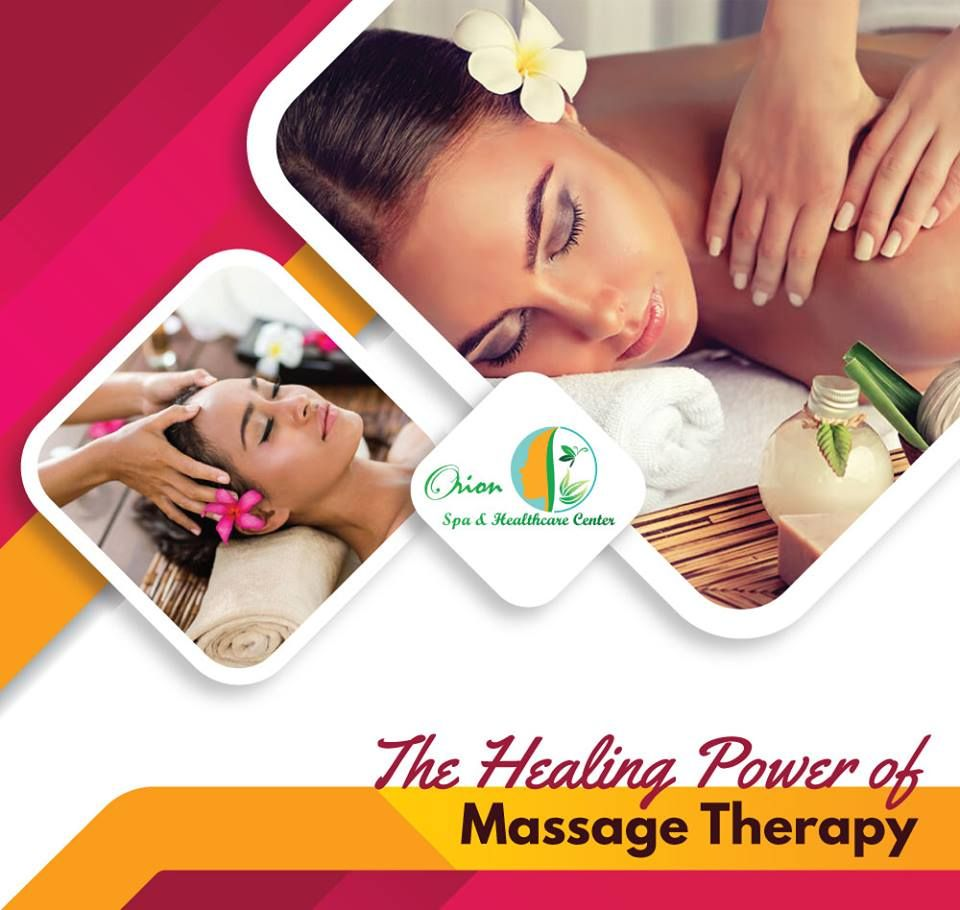Orion Spa A Place Of Tranquility Looking For The Best Massage