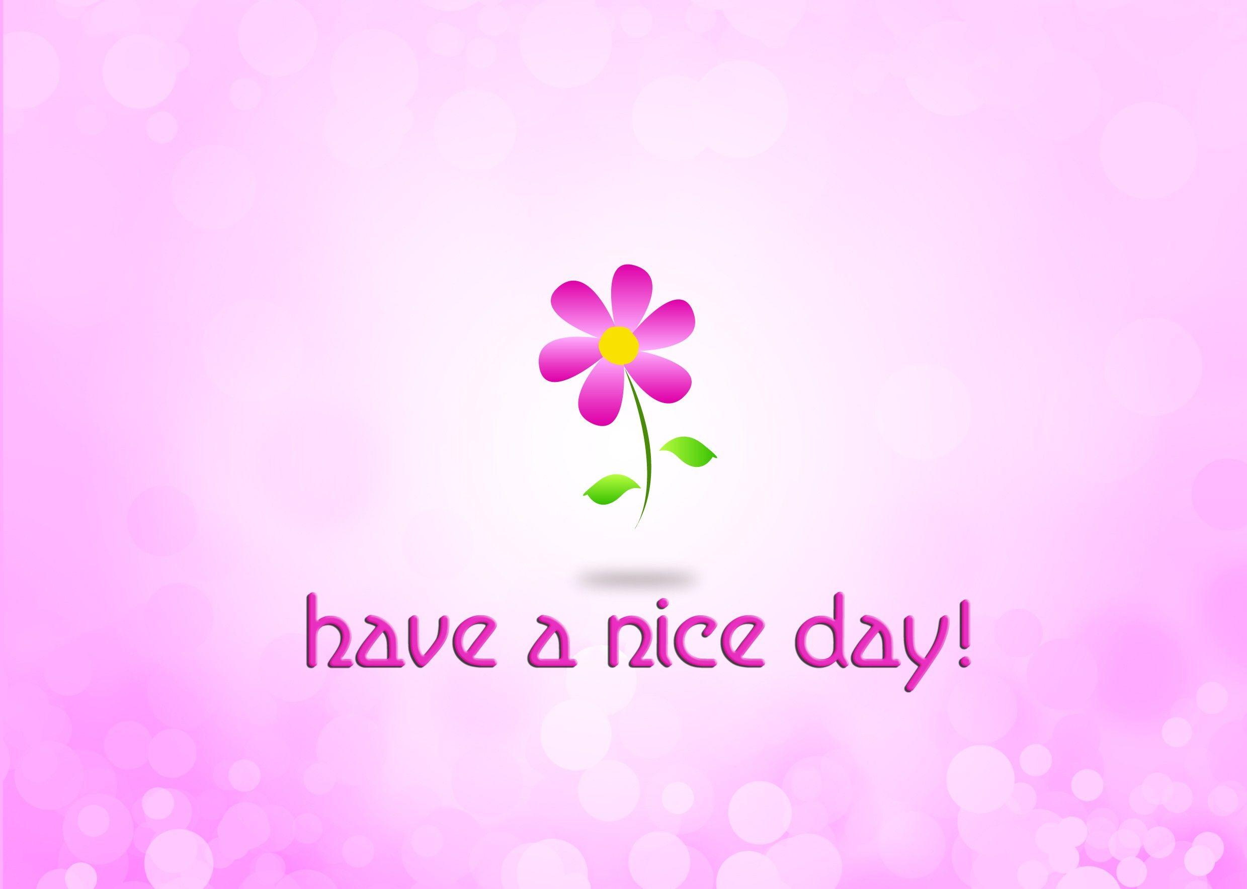 Bon Have A Nice Day!