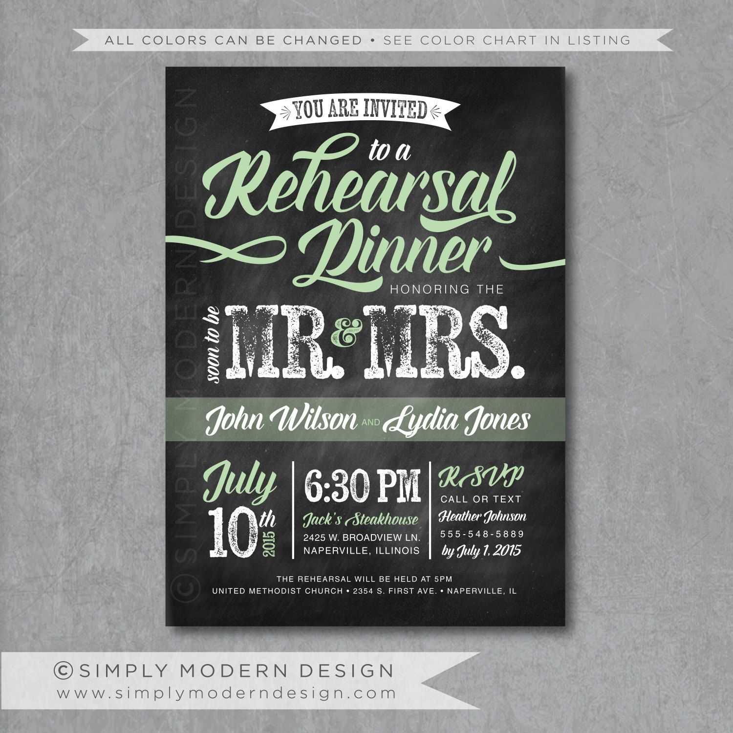 creative wording for rehearsal dinner invitations%0A rehearsal dinner invitation  chalkboard  wedding  invitation  chalkboard  invitation  dinner party  PRINTABLE or PRINTED INVITATIONS