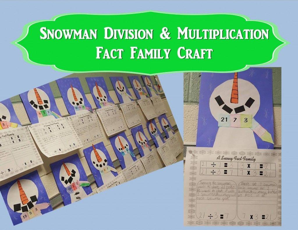 Snowman Division Craft