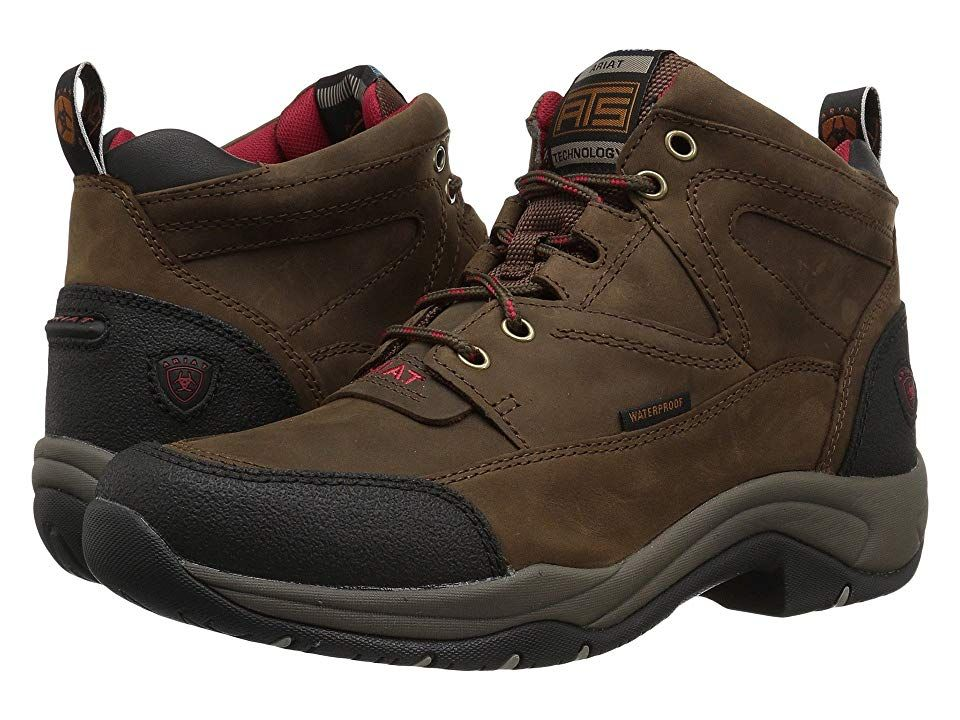 9b1b5d1e7c2 Ariat Terrain H2O Women's Boots Distressed Brown | Products in 2019 ...