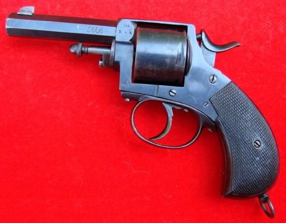 Kobold Revolver Gemaakt In België Voor Oa Ned Politie