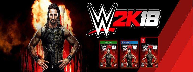 2K Announces WWE 2K18 Season Pass and Downloadable Content