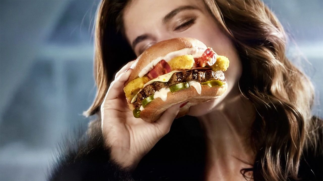 Carl's Jr.'s Hottest Burger Was Created By Its Ad Agency | Co.Create | creativity + culture + commerce