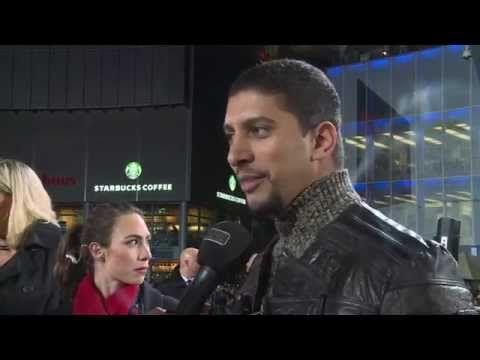 Andreas Bourani – Interview SPECTRE-Premiere Berlin   CineStar - YouTube