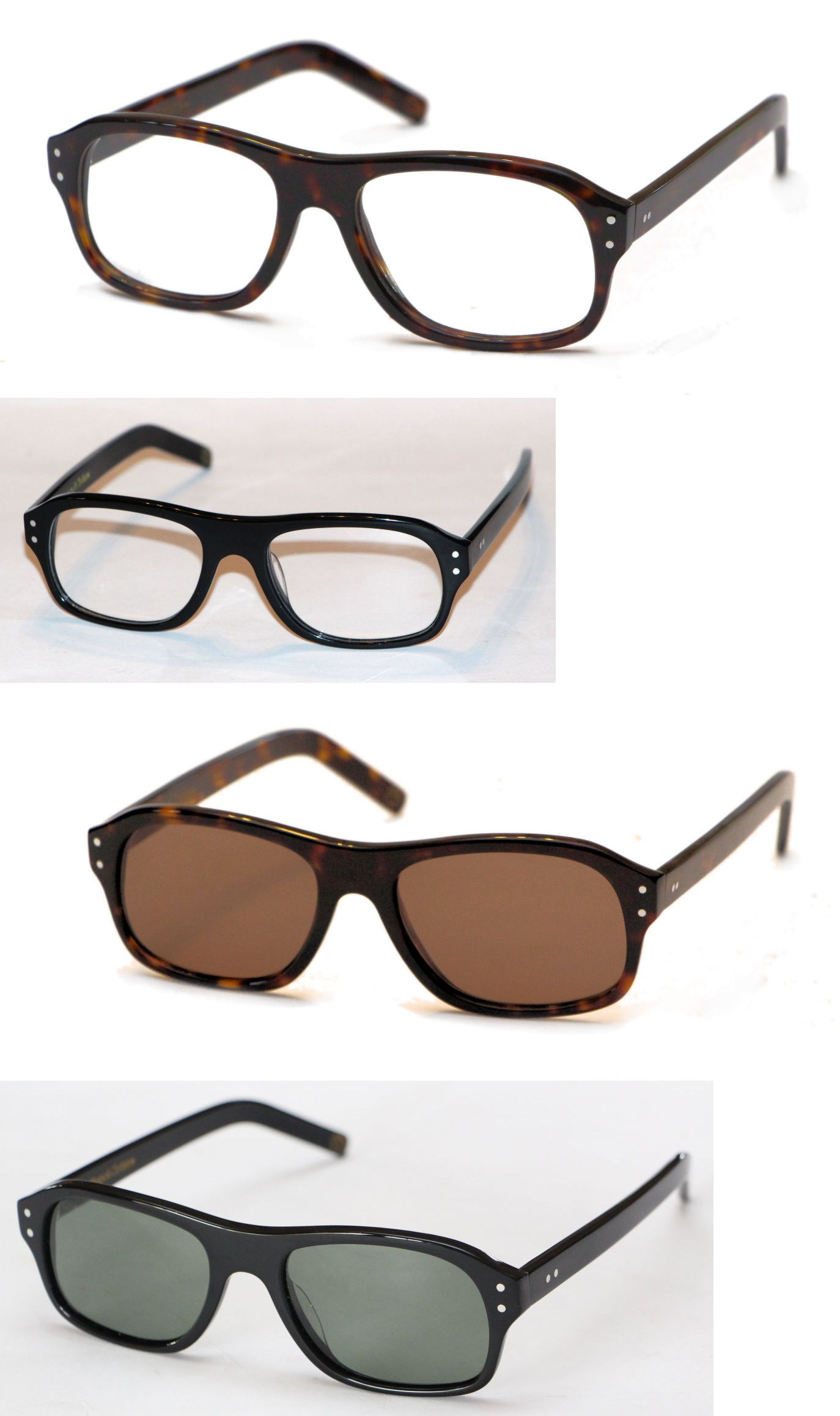 17454b9f67 Fashion Eyewear Clear Glasses 179240  Kingsman Glasses By Magnoli Clothiers  - Eyeglasses And Sunglasses -  BUY IT NOW ONLY   73 on eBay!