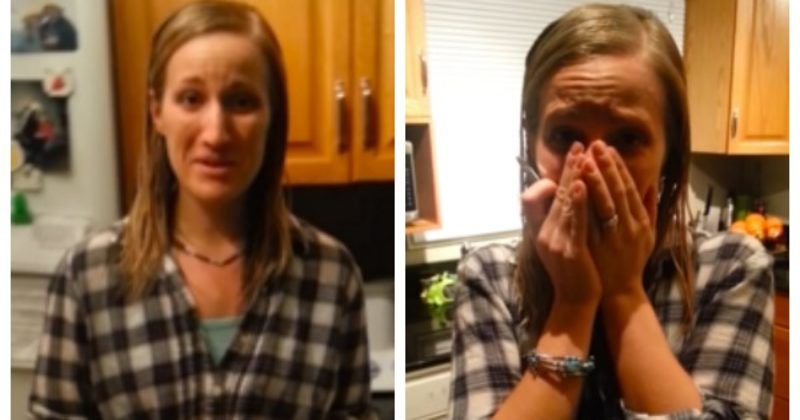 She Thought It Was Going To Be A Normal Day Until He Handed Her A Special Gift