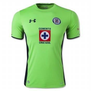 Cruz Azul jugará con la playera verde limón a9a69d4c4f12