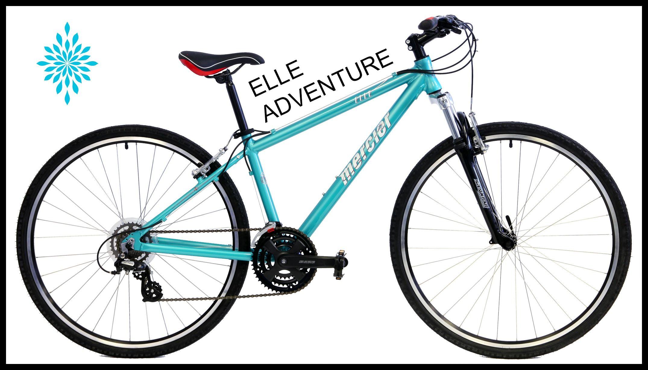 2013 Mercier Elle Adventure Front Suspension Women S Adventure