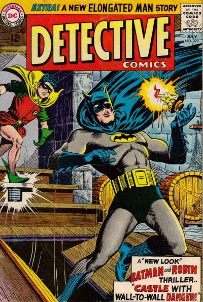 1964 Alley Award: Best Comic Book Cover