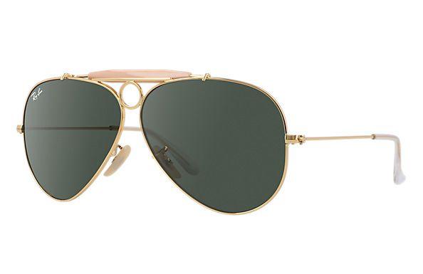 ray ban pilotenbrille  die besten 17 ideen zu ray ban shooter auf pinterest