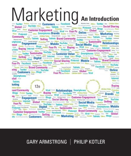 Marketing an introduction 12th edition book pinterest reading lists fandeluxe Choice Image