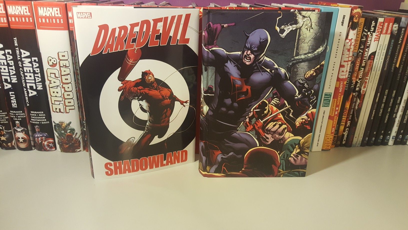 Daredevil Shadowland Omnibus Overview Video Https M Youtube Com