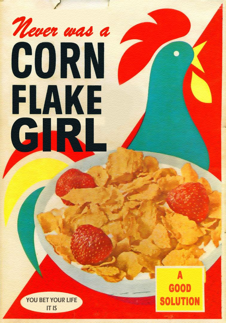 Corn Flakes Sing