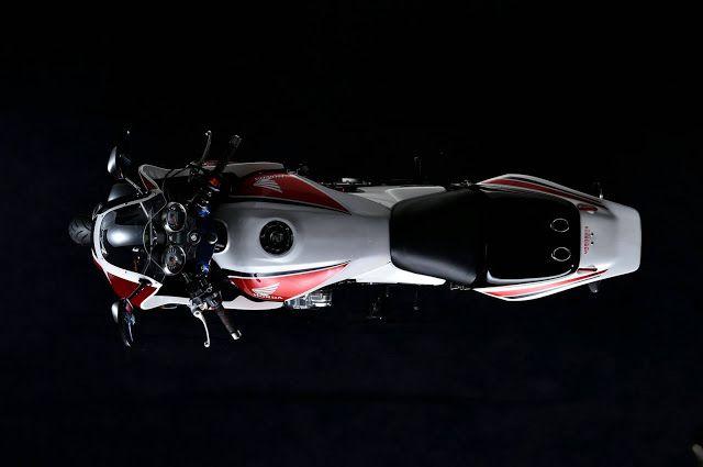 Planet Japan Blog: Honda CB 1300 SF 2017 by Yamamoto Racing