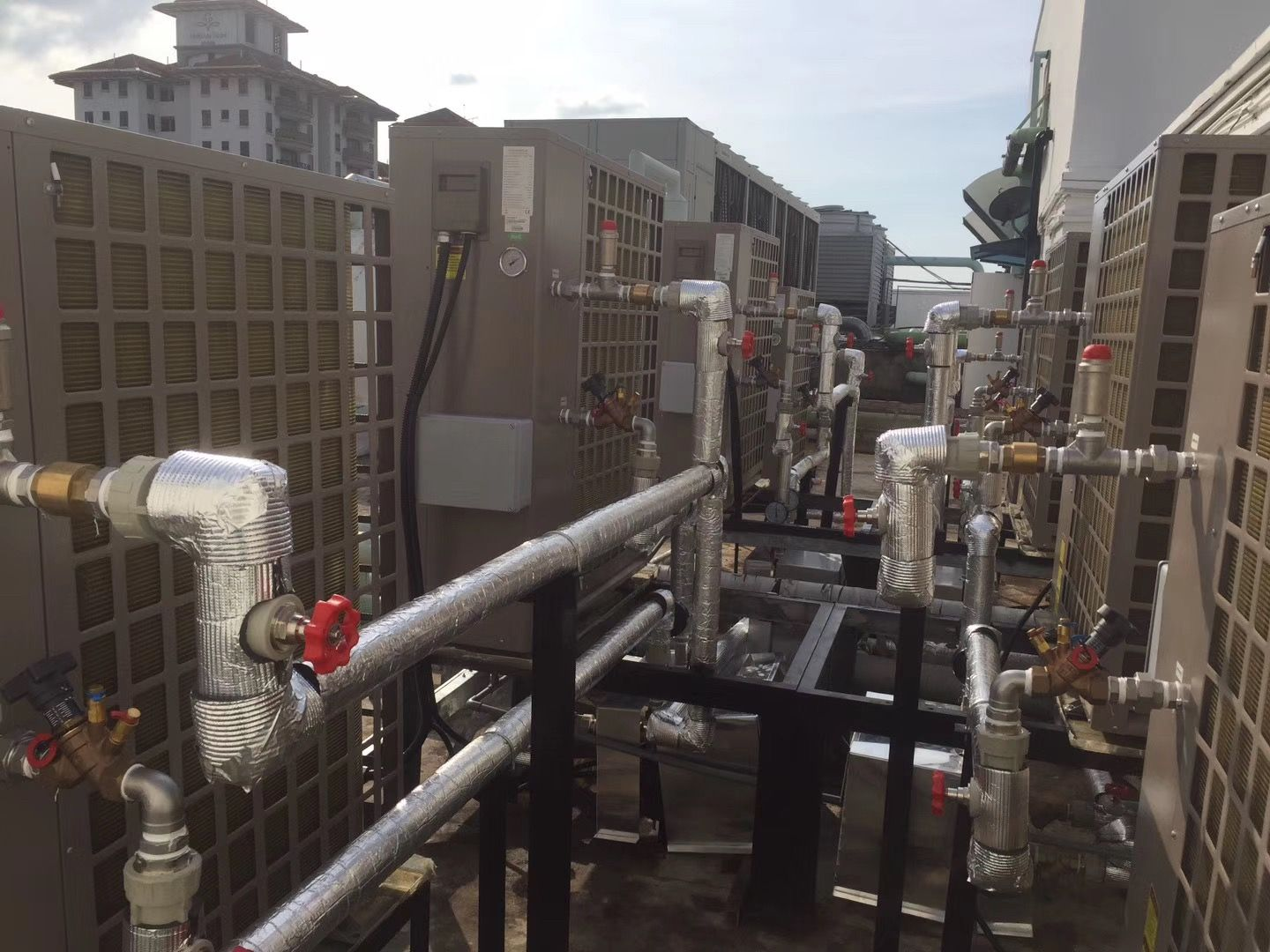 Successful Application Of Phnix Heatplus Series In A Hospital In