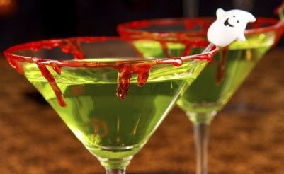 1000+ images about Halloween Cocktails on Pinterest | Drinks ...