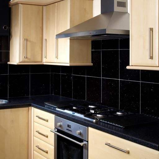 Kitchen Tiles Black black-starlight-tiles (512×512) | home - kitchen design