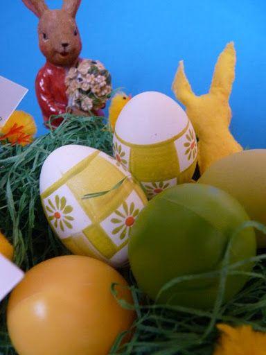 Ostern in Frankreich, über Glocken und das Eiersuchen