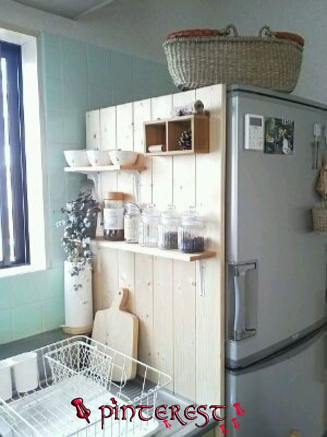 Photo of A good place to store the kitchen! I tried to do – Roo …
