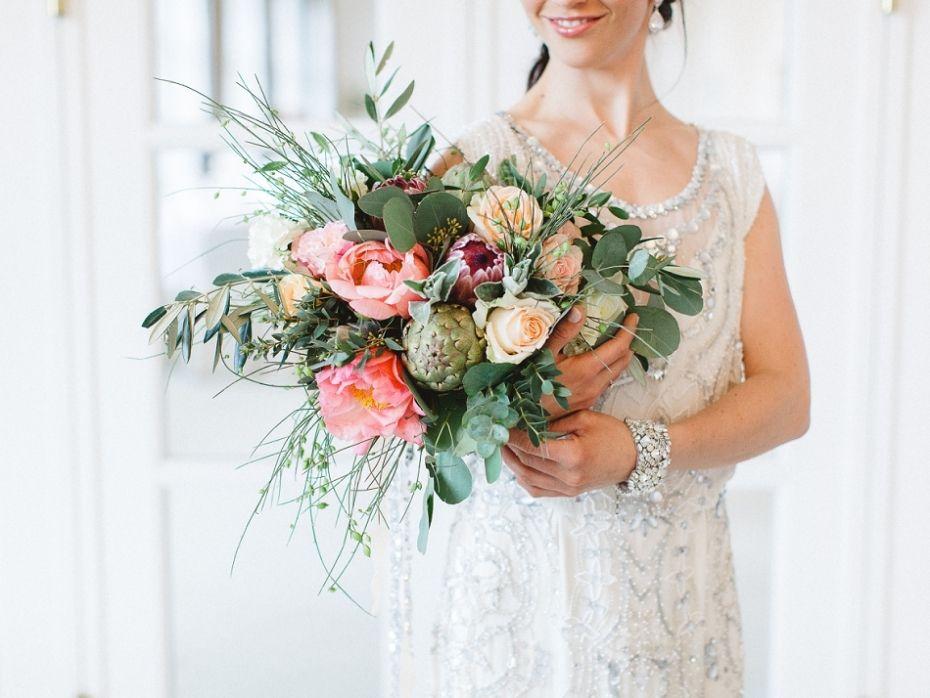 Wedding Inspiration Chic Elegant At The Steigenberger Grandhotel