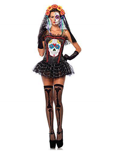 Sugar Skull Corsage Dia de los Muertos black coloured M KULTFAKTOR GmbH http://www.amazon.co.uk/dp/B00OZ3G3UY/ref=cm_sw_r_pi_dp_o4nuub1XS5FAN