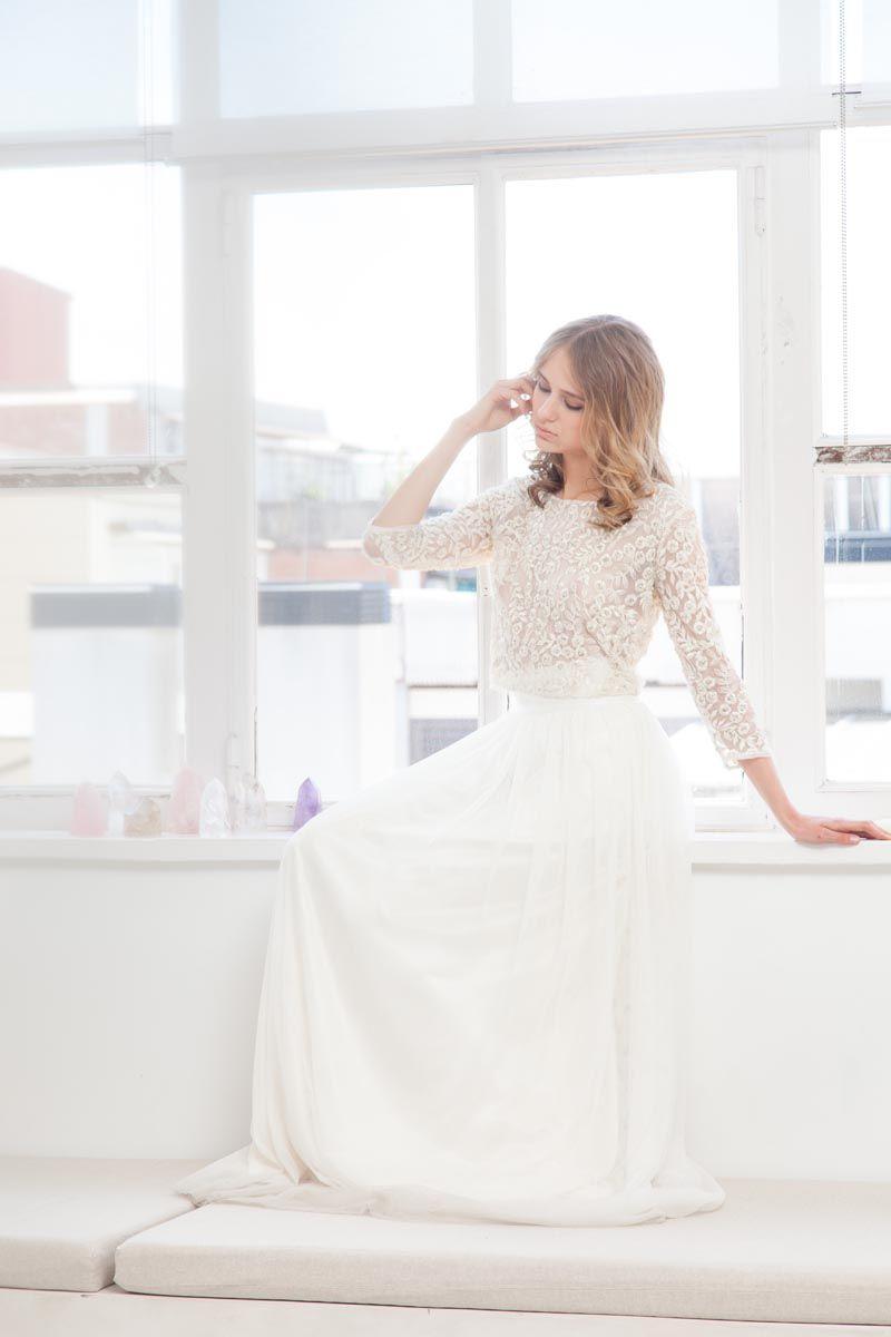 extremadamente único gama exclusiva Venta barata Cerati & Simone | La novia ideal | Vestidos de novia, Boda ...