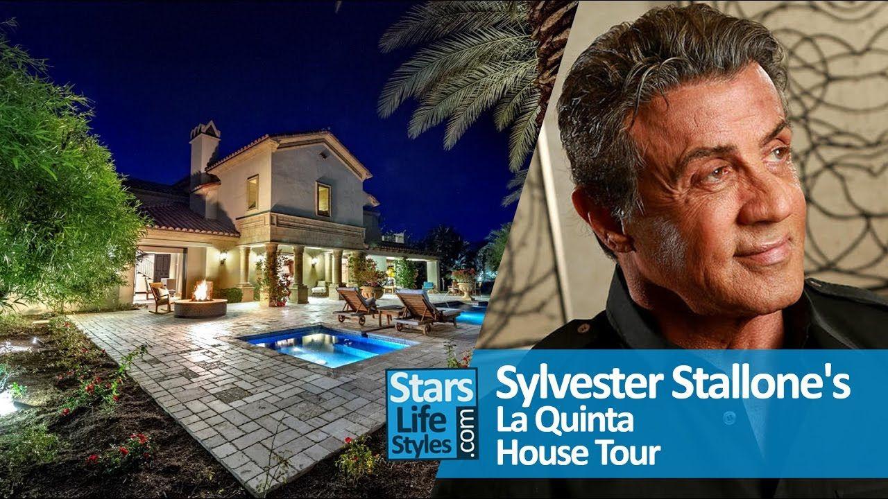 Sylvester Stallone S La Quinta House Tour California 4 2