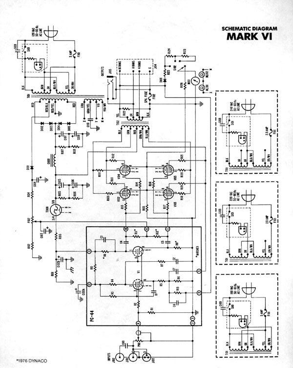El34 Pin Diagram