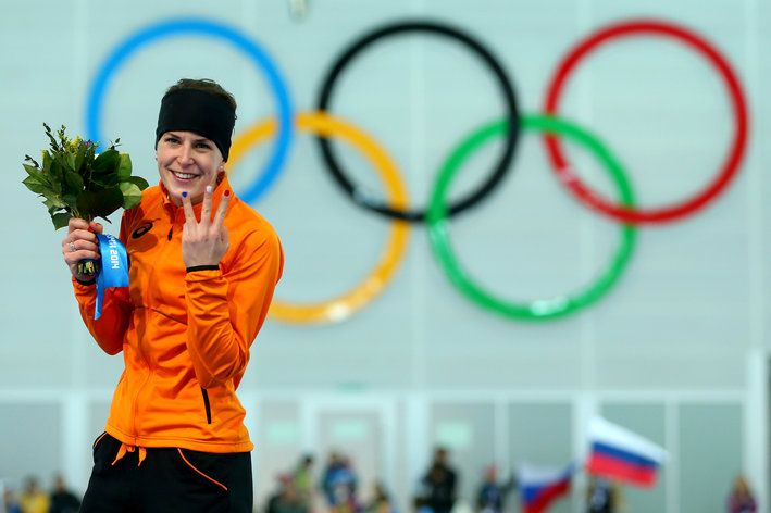 Out speedskater Irene Wüst wins Olympic gold medal - Outsports