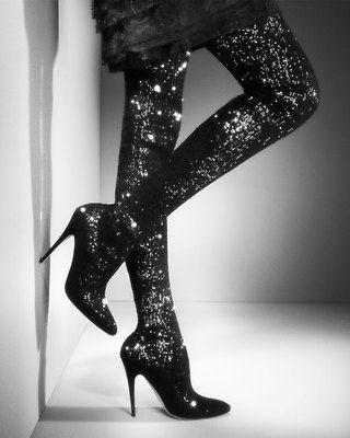 Shiny... Manolo Blahnik Pascalare Boots