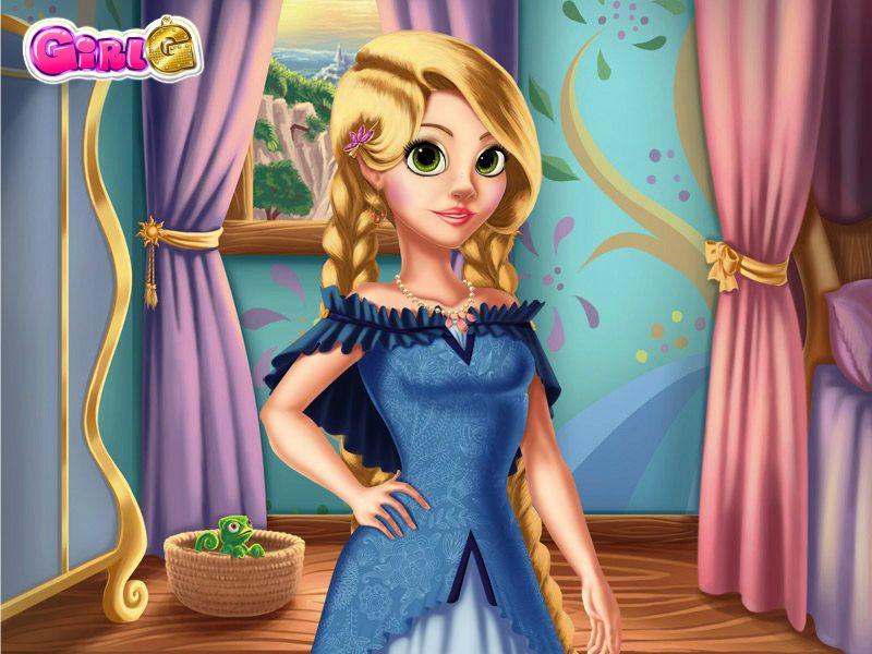 Rapunzels Real Makeover Daijahs Room Pinterest