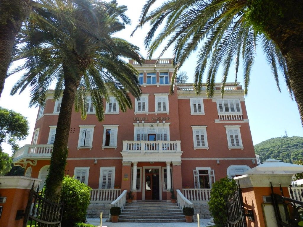 Hotel Zagreb, em Dubrovnik (bairro: Lapad)