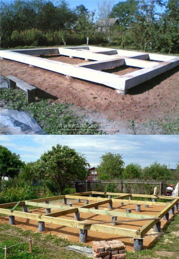 Как быстро построить качественный и недорогой дом ...