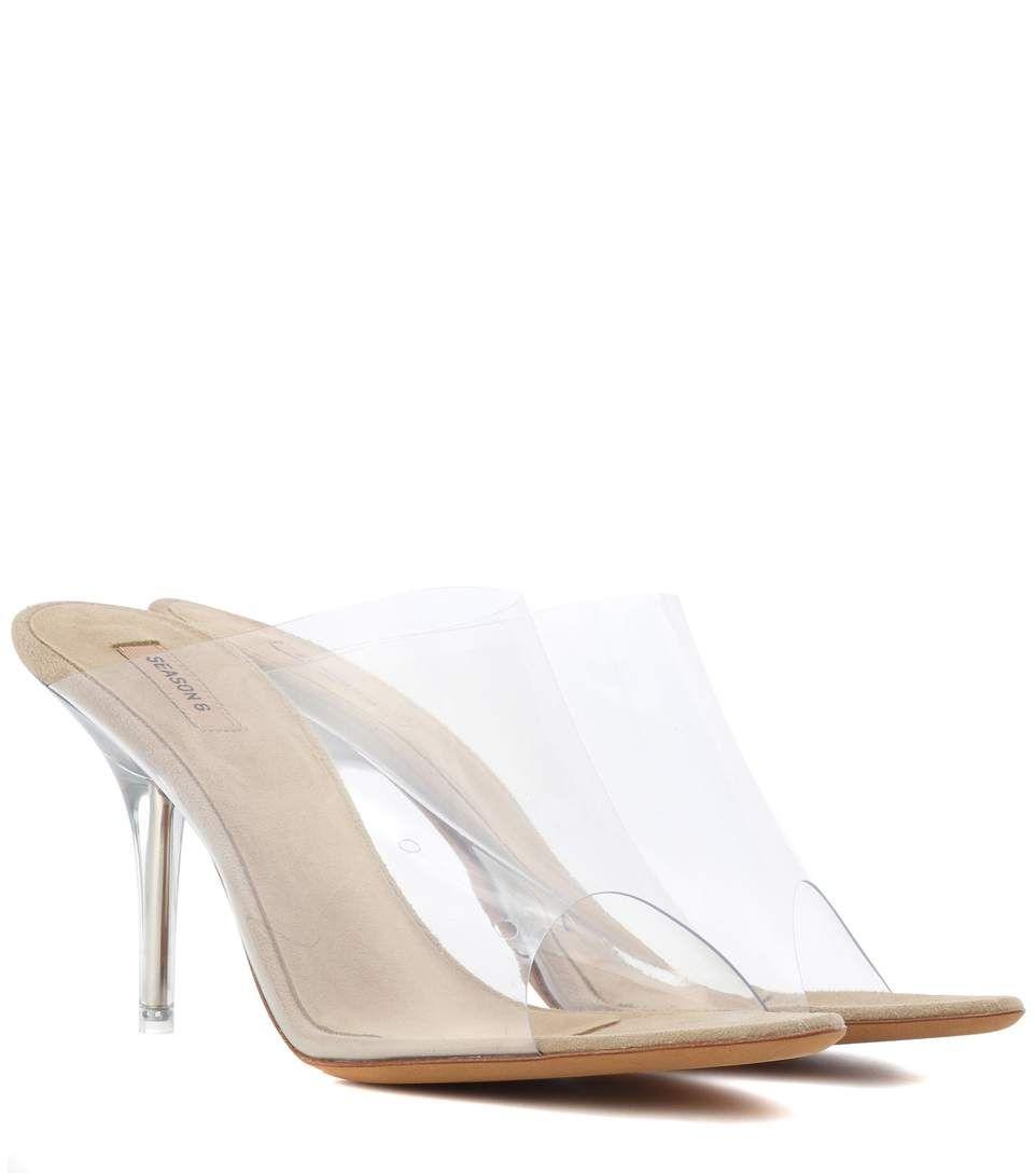 d8405e7e9730 YEEZY Transparent mules (SEASON 6).  yeezy  shoes