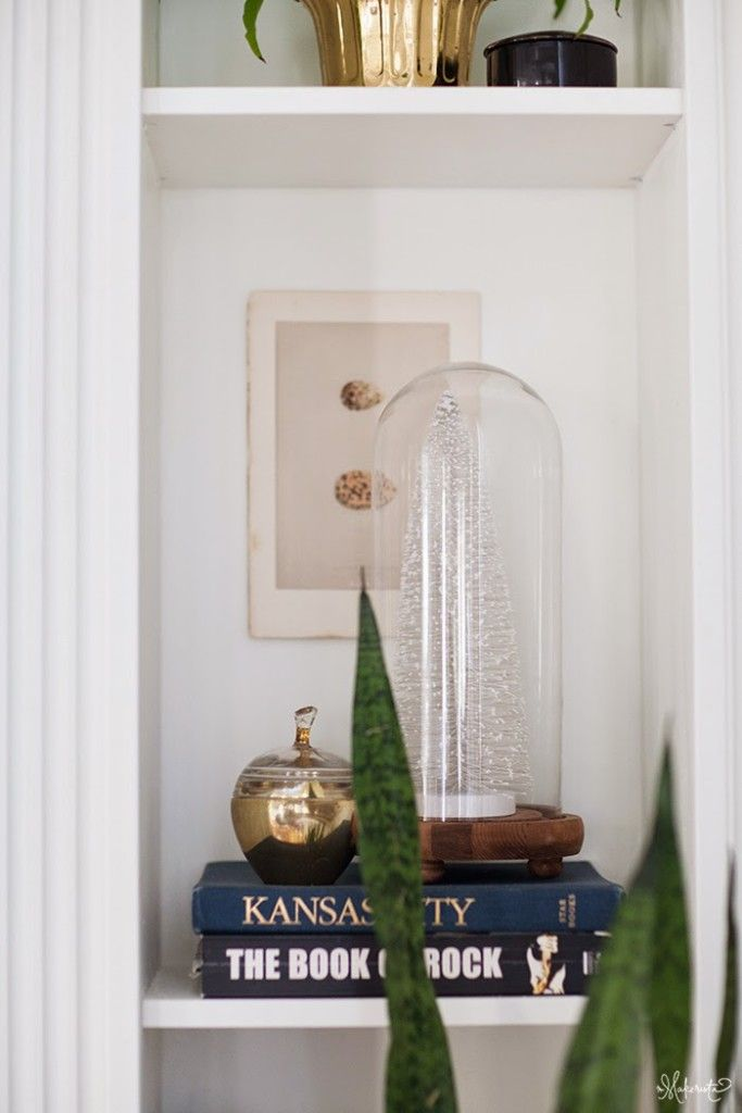 Photo of Laura's Living Room: Ikea Billy Bookshelves Hack – The Makerista