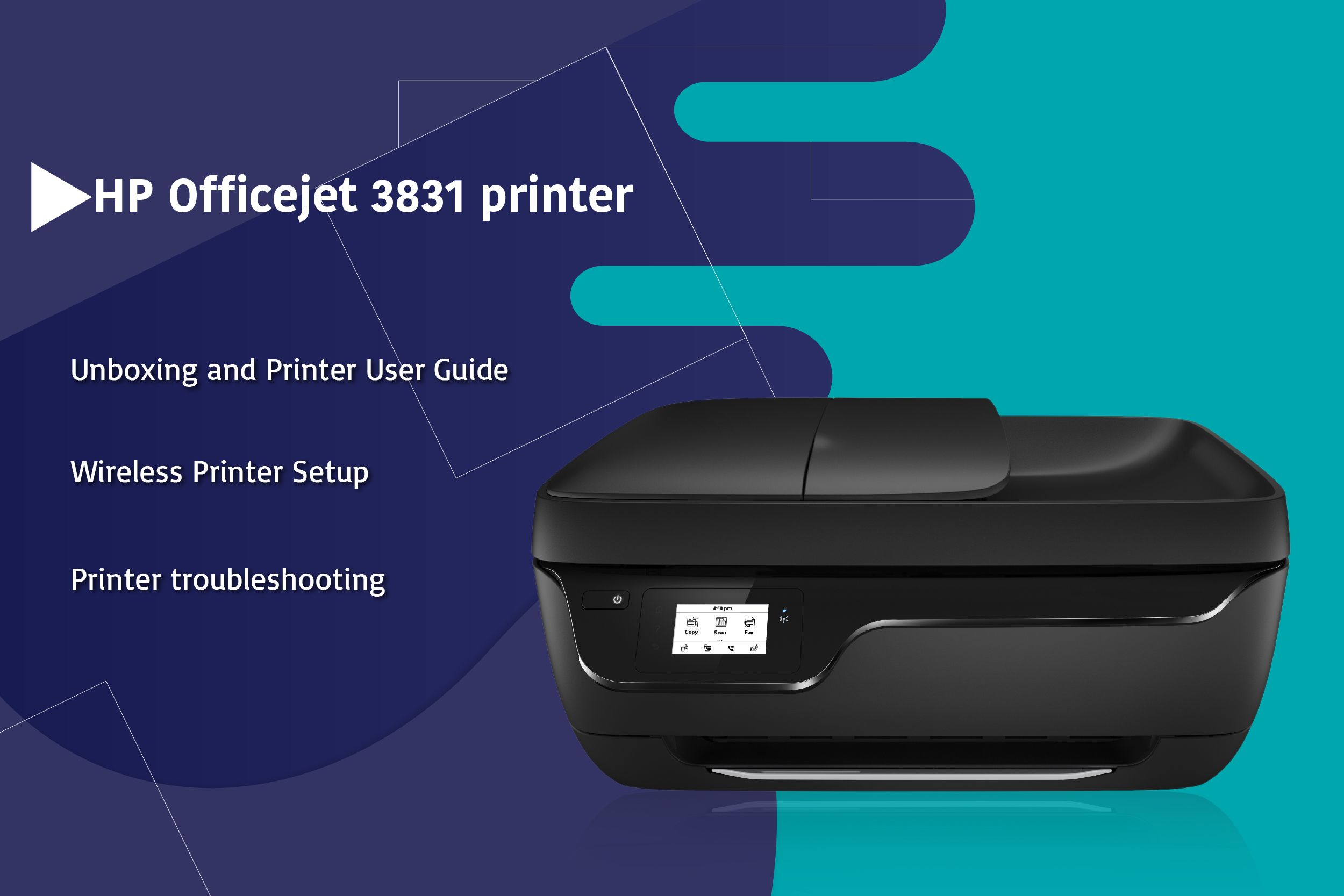 By Photo Congress || Hp Officejet 4630 Printing Blank Pages