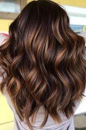 33 schöne Ideen für Balayage Haare#BeautyBlog #MakeupOfTheDay #MakeupByMe #Mak…