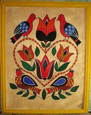 Fraktur Art With Images American Folk Art Folk Art German Folk