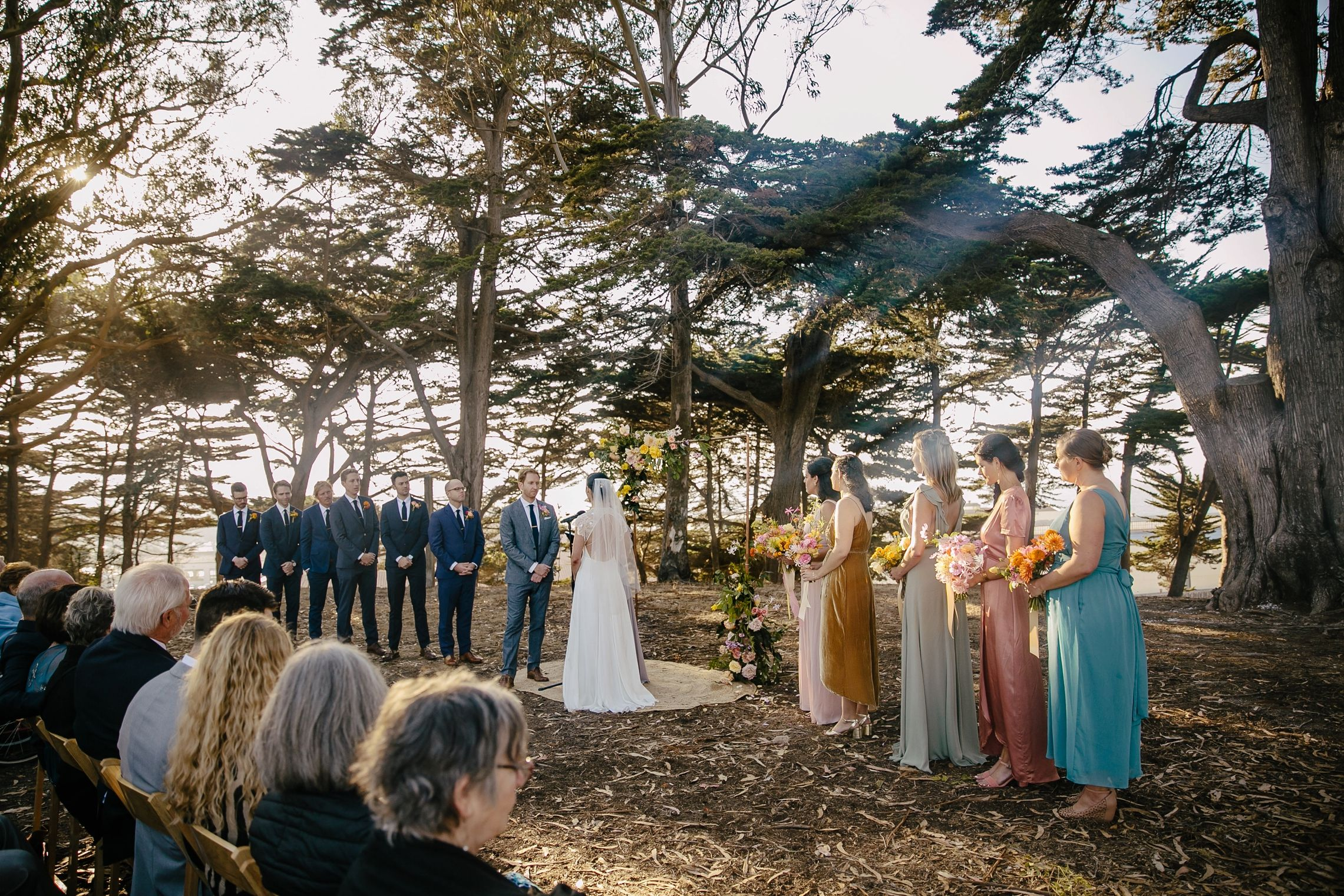 Fort Mason Gallery 308 Wedding San Francisco Ca From Sf With