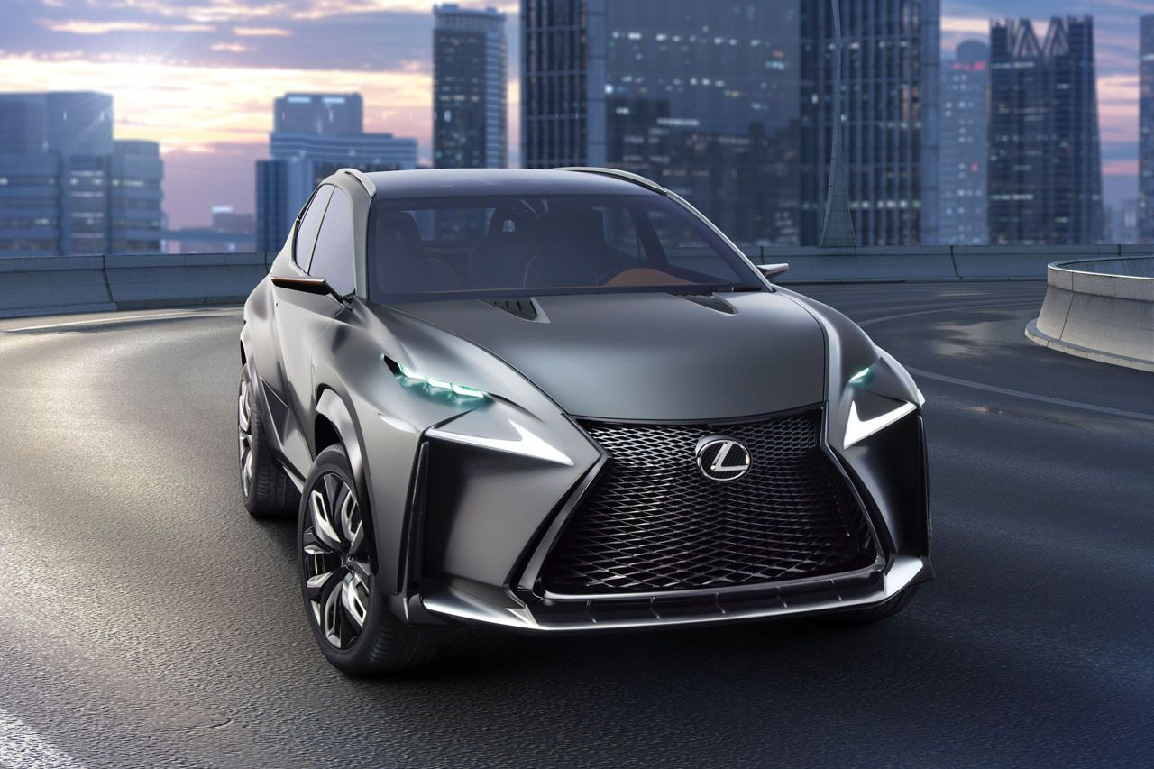 Lexus Lf Nx >> Lexus Lf Nx Turbo Concept Jmlexus Concept Design