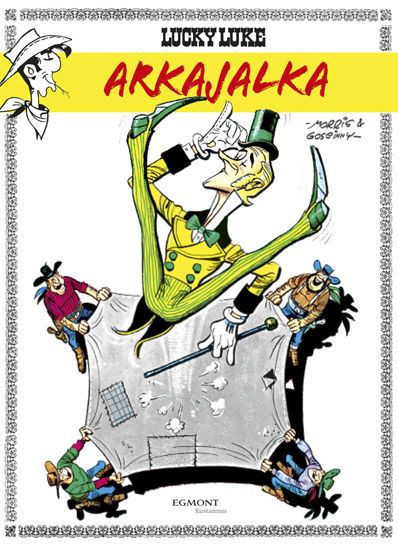 Lucky Luke - Arkajalka