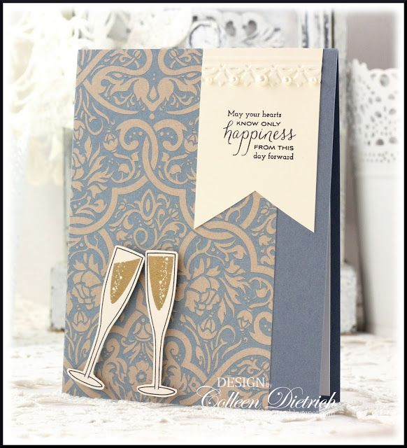 propose a toast  wedding anniversary cards wedding cards