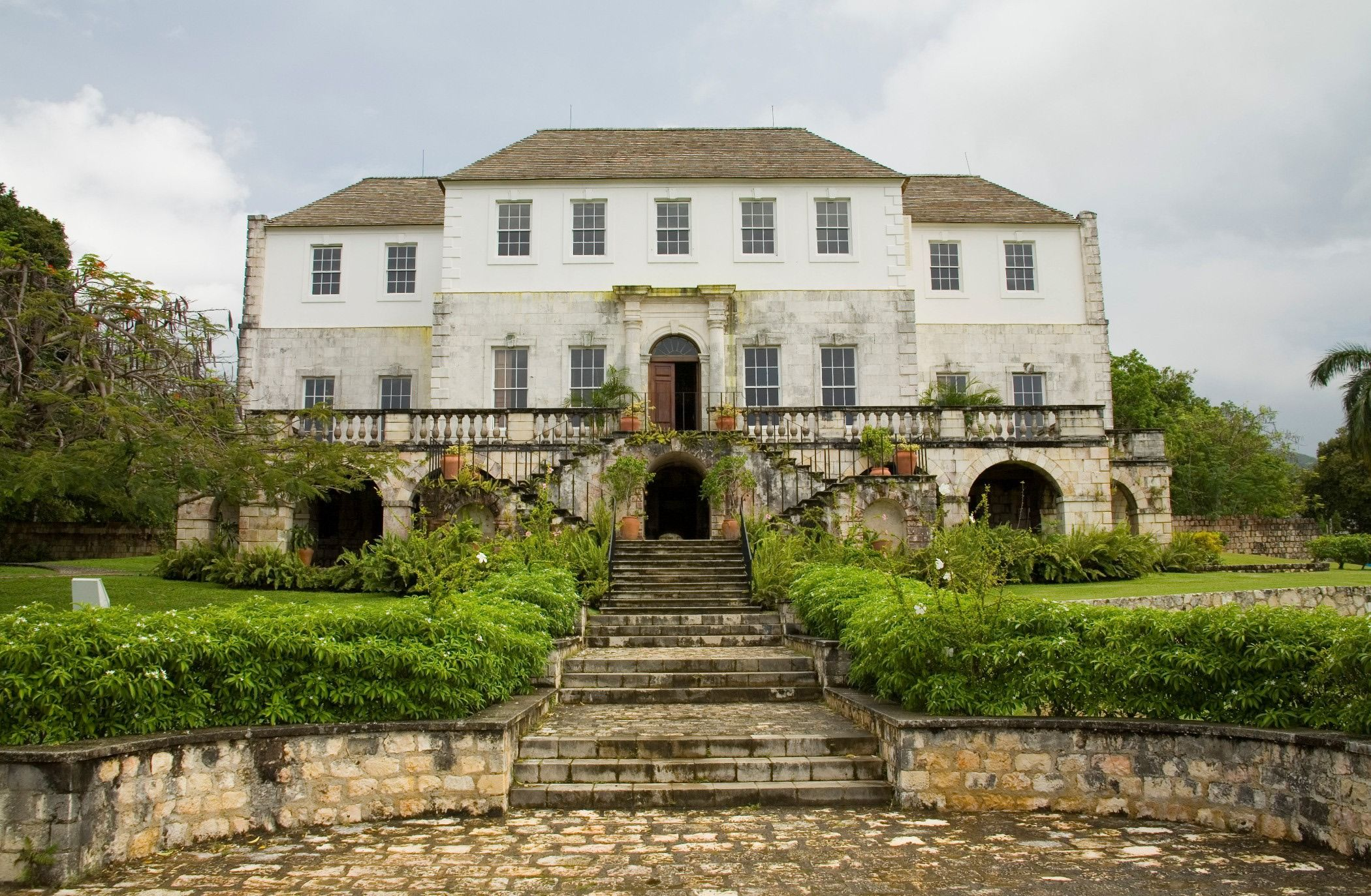 Haunted Caribbean Sights, Attractions and Legends Rose