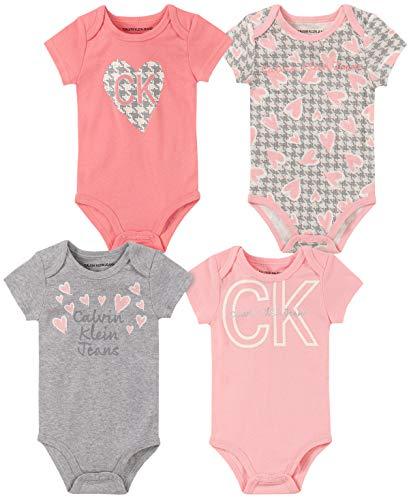 THE DOORS  Baby Girl Romper Bodysuit~Black /& Pink