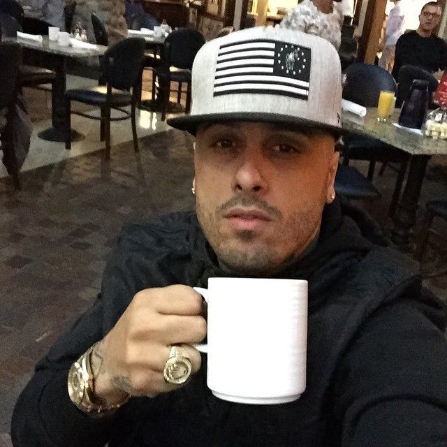 Nicky Jam Instagram Profile Mens Fashion Baseball Hats